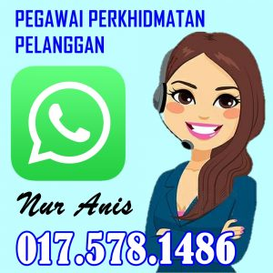 Whatsapp Anis 017-5781486